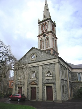First Presbyterian Church, 100 Main Street, Bangor