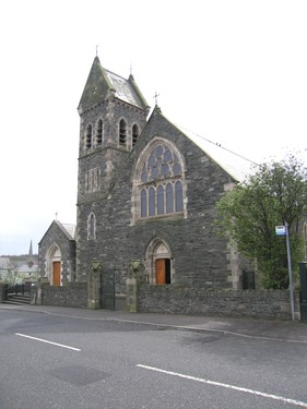 St. Comgall's RC Church, Brunswick Road, Bangor