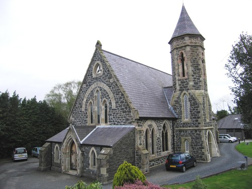 Holy Trinity Church, Glencraig, Holywood
