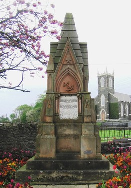 Withers & Henderson Memorial, High Street, Holywood