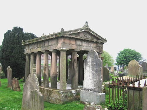Corry Mausoleum, Movilla Graveyard, Old Movilla Road, Newtownards, BT23 2HH
