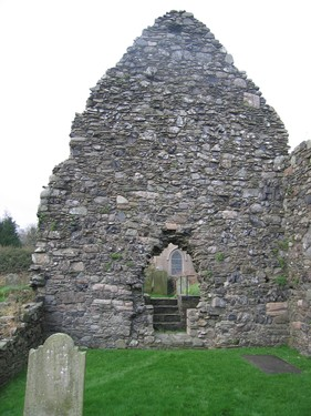 Maghera Old Church Ruins, Carrigs Road, Carnacavill