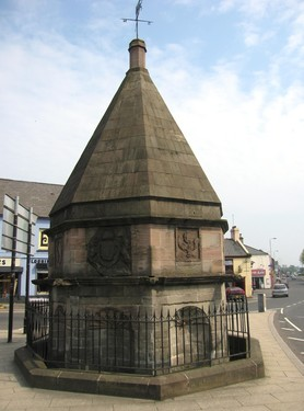 Market Cross, Newtownards