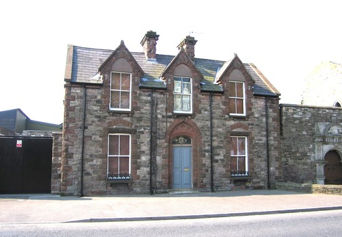 Flax House, 10 Court Square, Newtownards