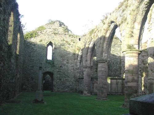 Newtownards Priory, Newtownards