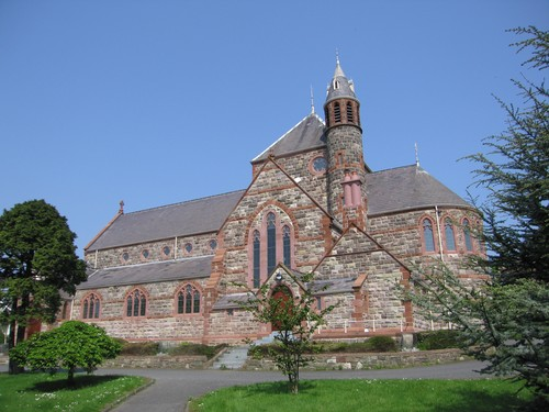 St. Patrick's RC Church, Upper North Street, Newtownards