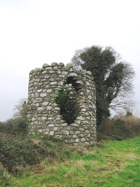 Maghera Round Tower, Carrigs Road, Carnacavill