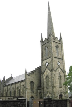 St. Mary's C of I Parish Church, John Mitchel Place, Newry, BT34 2BP