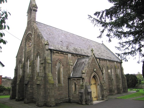 RC Church of the Visitation, Killinchy Street, Comber
