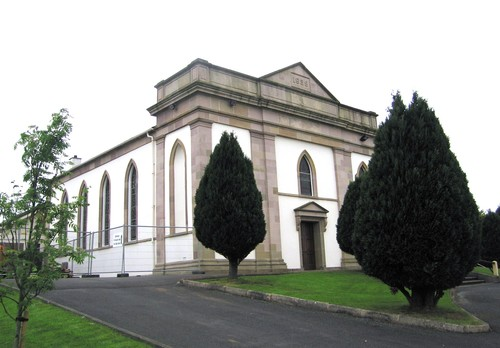 Second Presbyterian Church, Killinchy Street, Comber