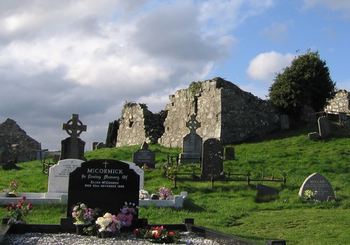 Loughinisland Churches-Middle Church
