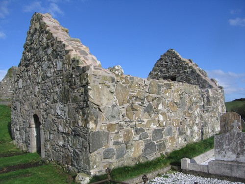 Loughinisland Churches-South Church