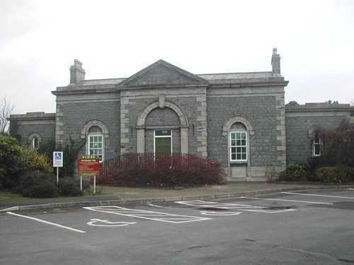Downpatrick Loop Station, Market Street, Downpatrick, BT30 6LZ