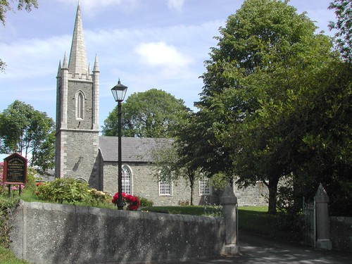 Inch Parish Church, Church Road, Finnebrogue, Downpatrick