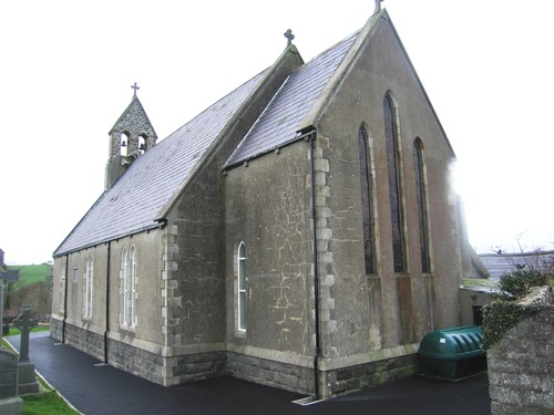 RC Church of the Immaculate Conception, Aughlisnafin