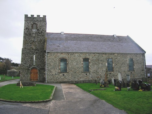 Holy Trinity Parish Church (St. Margaret's), Church Street, Downpatrick