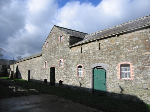 Coach & Farmbuildings, Myra Castle, Myra Road, Walshestown