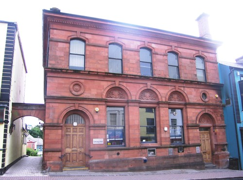Northern Bank, 24 Town Hall Street, Enniskillen