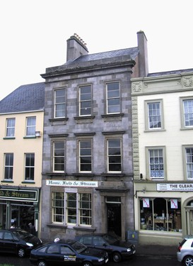 Former Trustee Savings Bank, 20 Church Street, Enniskillen