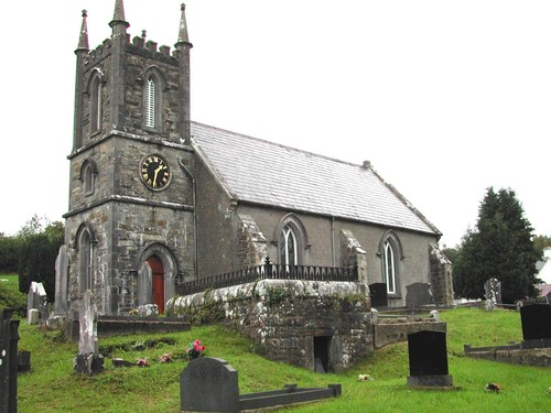 Garrison Parish Church (AKA Chapel of Ease), Garrison