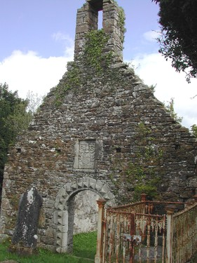 Derrygonnelly Old Parish Church Ruins, Derrygonnelly
