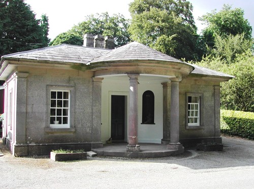 Gate Lodge, Ely Lodge Demesne, Derrygonnelly