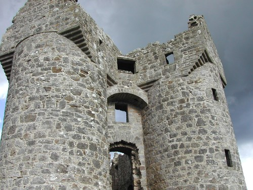 Monea Castle, Monea, Derrygonnelly