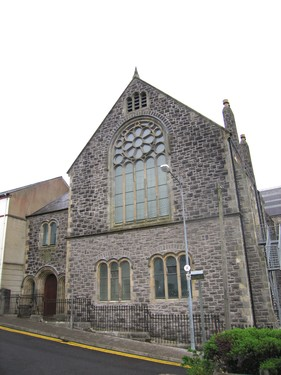Methodist Church Hall, Wesley Street, Enniskillen