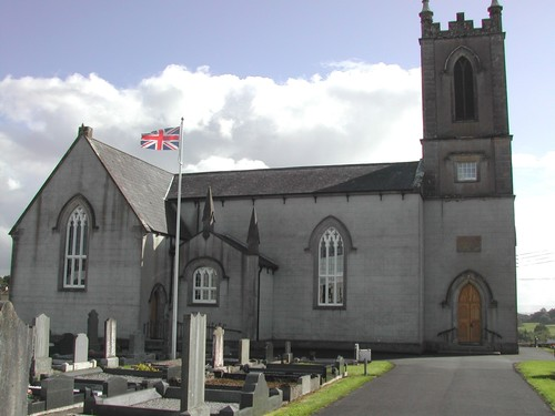 Derryvullen North Parish Church, Irvinestown