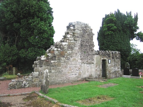 Aghalurcher Church Ruin