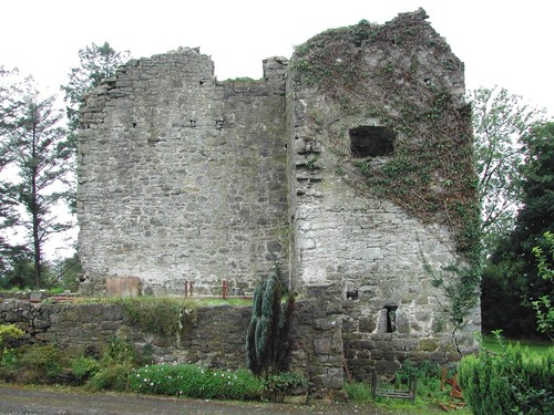 Crevenish Castle, Kesh