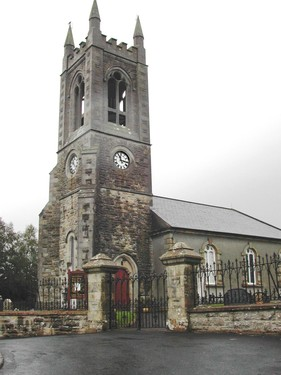 Parish Church, Mullybritt, Lisbellaw