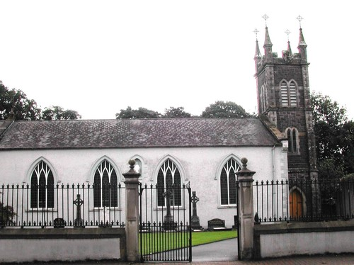 Church of the Immaculate Conception, Edenmore, Tempo