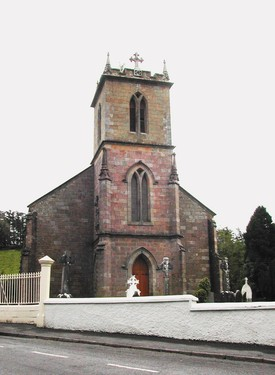 St. Mary's RC Church, Lismalore, Brookeborough