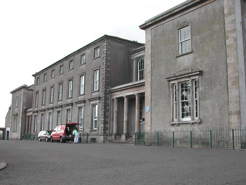 Main Block, Portora Royal School, Enniskillen