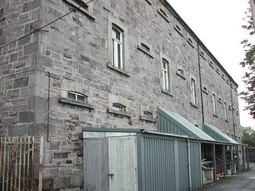 Gymnasium Block/Old Gaol, Fermanagh College, Fairview Lane, Enniskillen