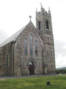 Church of St. Naile, Lismonaghan, Kinawley