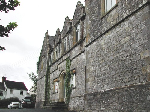 Former District Council Offices, East Block, Former Poor Law Hospital, Lisnaskea