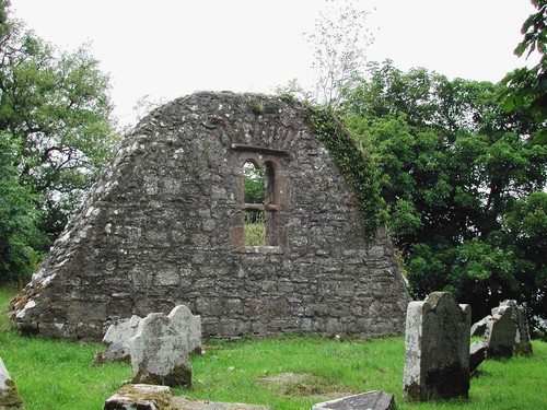 Killesher Church Ruin, Off Marble Arch Road, Florence Court