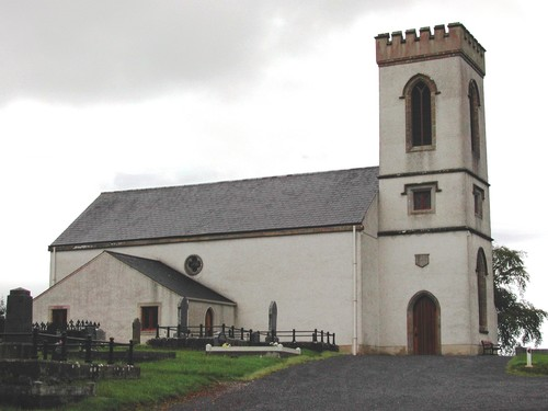 Mullaghdun C of I Parish Church, Mullaghdun