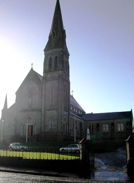 Our Lady of the Assumption RC Church, King Street, Magherafelt