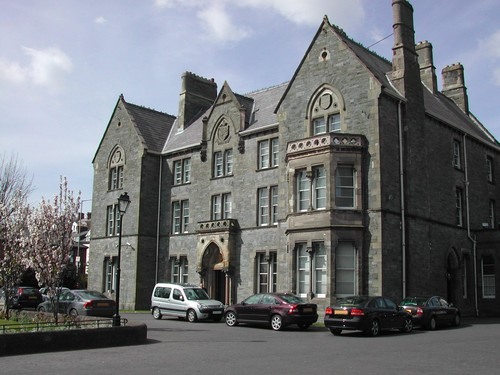 Bishop and Parochial Houses, St. Eugene's Cathedral, Derry