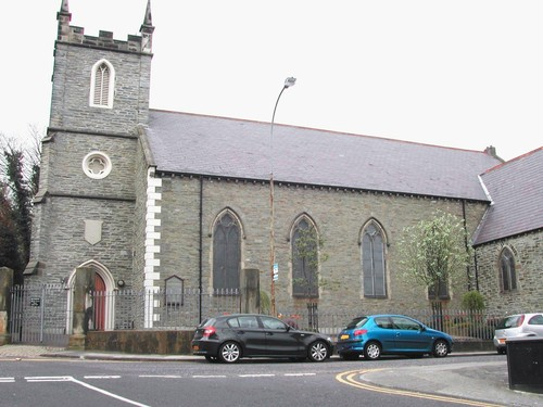 Christ Church, Infirmary Road, Derry