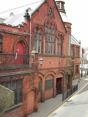 Derry Cathedral Primary School, London Street, Derry