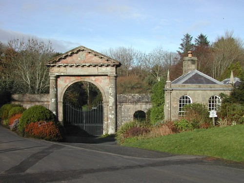 Bishop's Gate, Mussenden Road, Downhill