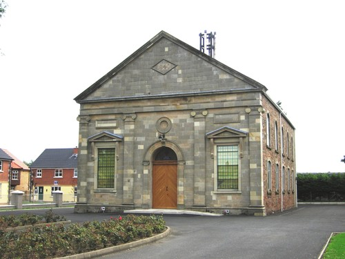 Second Presbyterian Church, Irish Green Street, Limavady, BT49 9AN