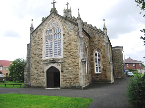 St. Mary's RC Church, Irish Green Street, Limavady, BT49 9AB