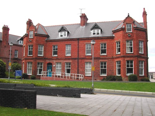 Block MB, Magee University College, Northland Road, Londonderry