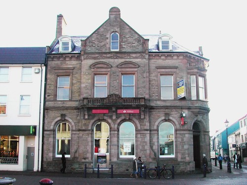 Abbey Bank, 14 The Diamond, Coleraine