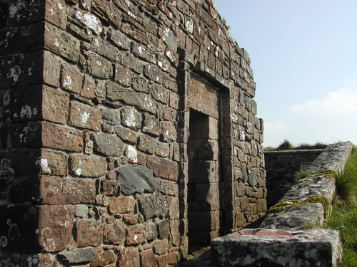 Banagher Old Church, Carnabane Road, Dungiven